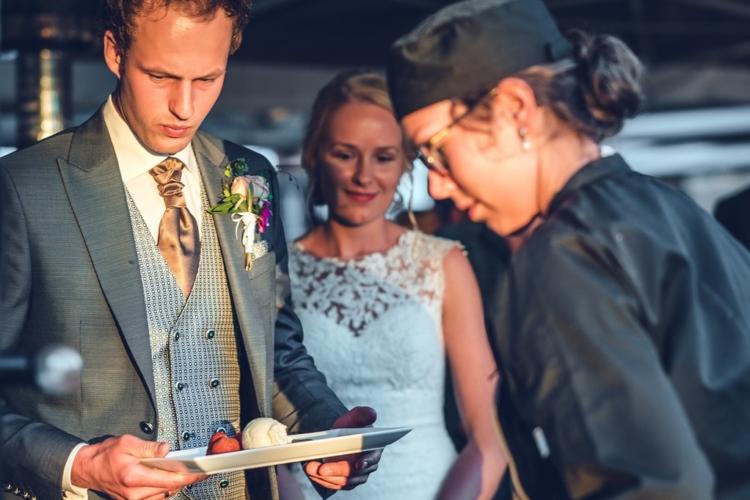 Bruiloftscatering
