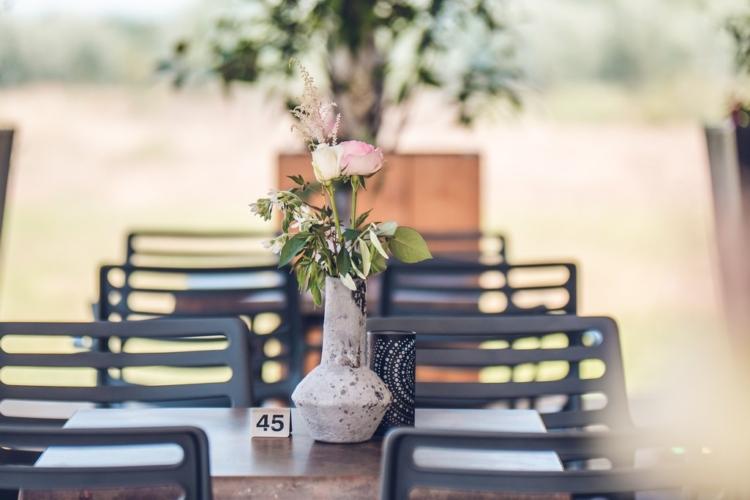 Terrastafels en stoelen